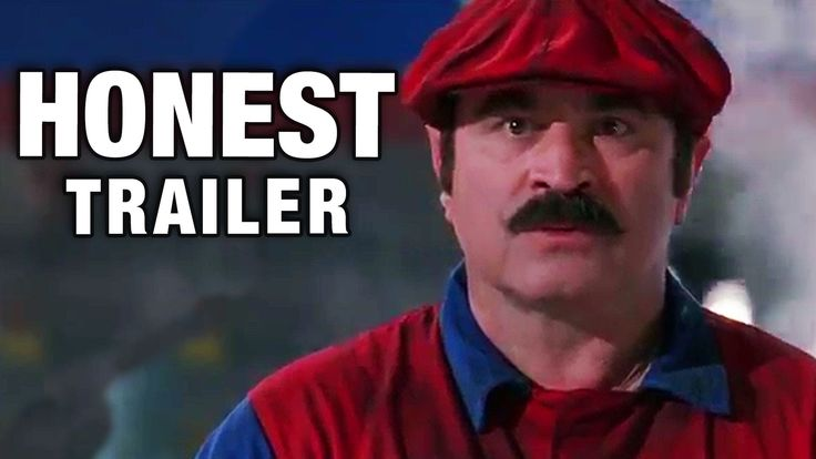 Super Mario Bros. (The Video Game Movie) [Honest Trailers] #honesttrailer #supermariobros #supermario #mario #film #movies #geek #trailer #fail #nintendo #honesttrailers #gaming #videogames