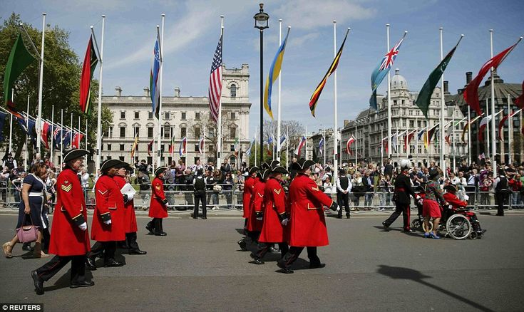 More than 580,000 members of the UK and Commonwealth forces lost their lives, along with 6...