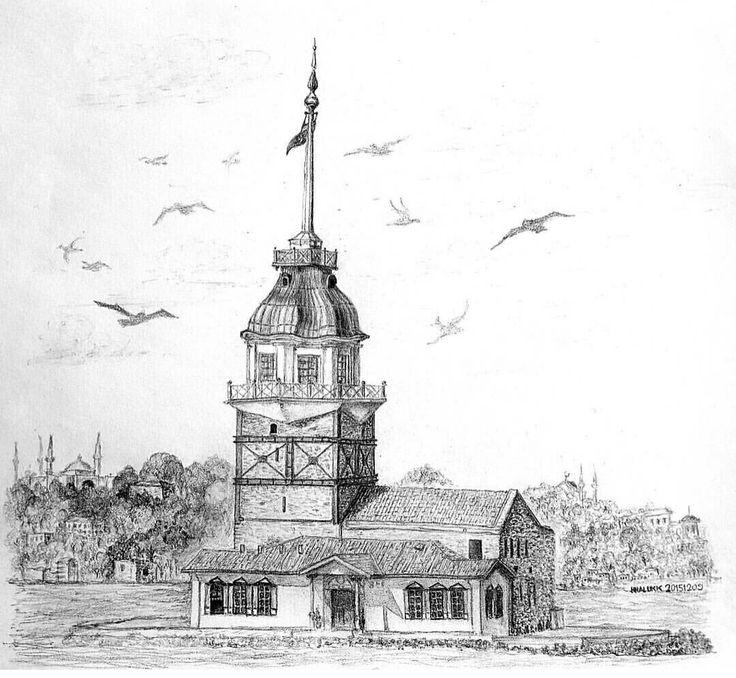 Kız Kulesi  Maiden Tower