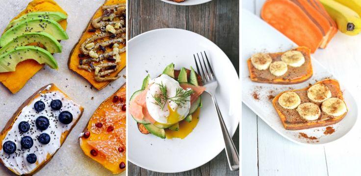 Gesund und lecker: Wer Süßkartoffel-Toasts erfunden hat, ist ein wahres Genie!