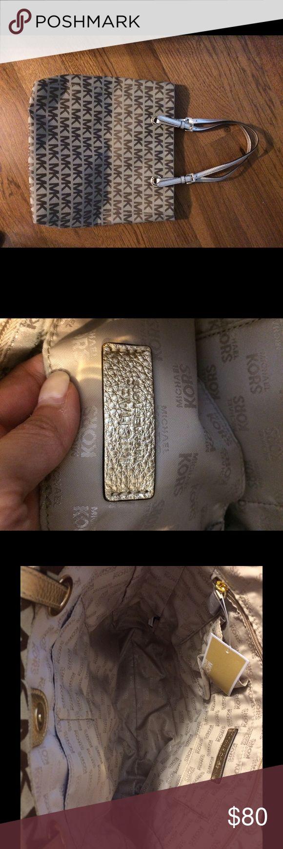 Michael Kors Jet Setter Bag Brand new Michael Kors bag. Never been used. Make an offer! KORS Michael Kors Bags