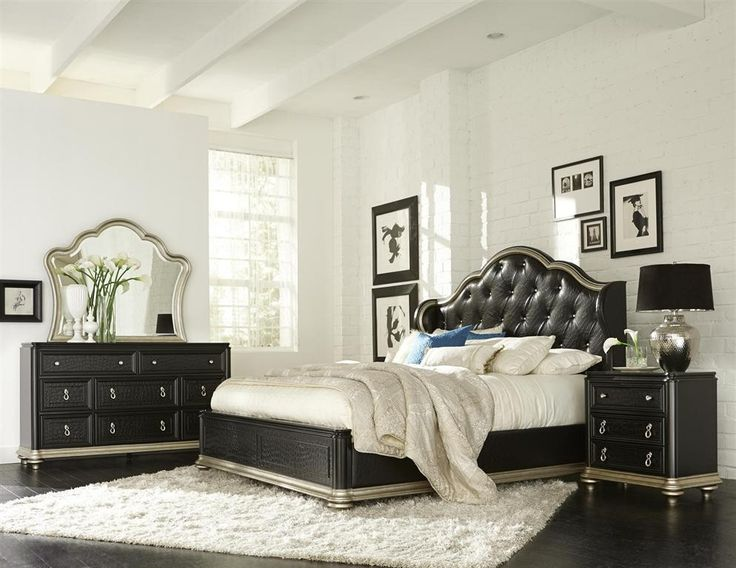 Bedroom Sets, Master Bedroom Furniture, Ashley Bedroom Sets   Coleman  Furniture.com