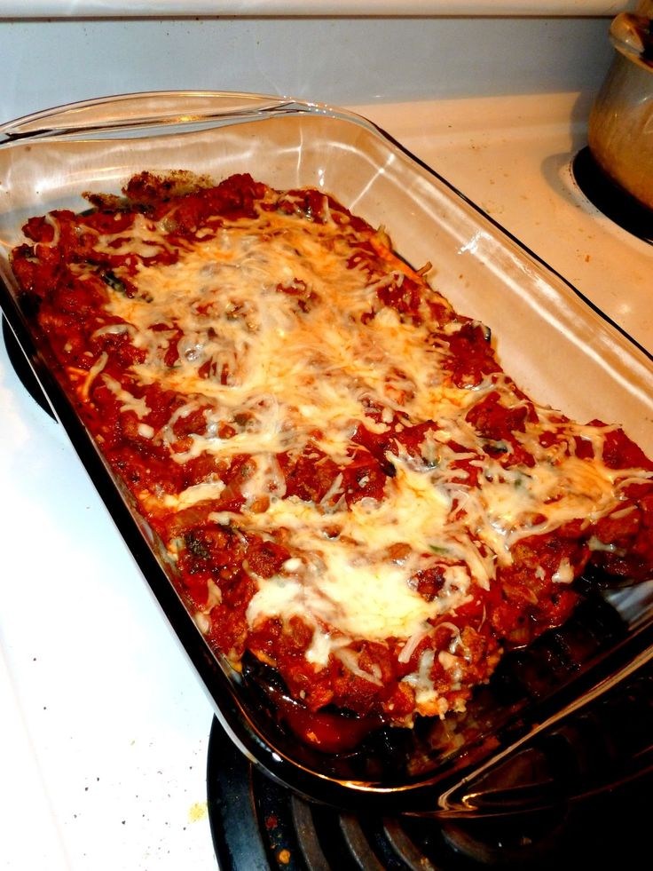 17 Day Diet Diary: Spicy Eggplant Parmesan: C1
