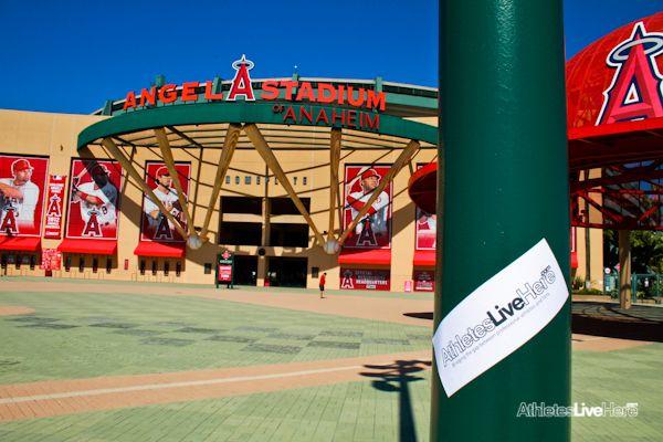 Top 3 places to go near Angel Stadium. #AthletesLiveHere #LAAngels #Food #Drink #Anaheim