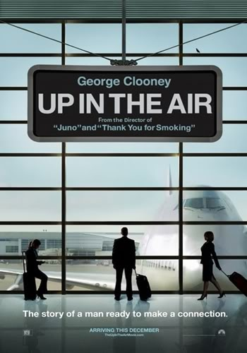 Up In the Air (2009).With a job that has him traveling around the country firing people, Ryan Bingham (George Clooney) leads an empty life out of a suitcase, until his company does the unexpected: ground him. THIS IS ONE OFCLOONEY'S  BEST FILM ROLES AND VERA FARMIGIA IS JUST PLAIN CLASSY AND HOT!!!!!