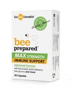 Unbeelievable Health BEE prepared Max box image