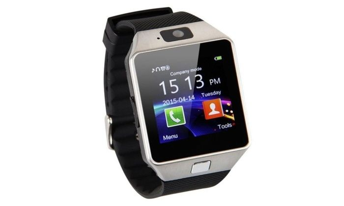 Bevu Trend: Bluetooth Wrist Smart Watch For Android Android IOS Phones with Camera