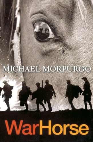Since he was a young colt, Joey has been loved and cared for by Alber, a young English farm boy. At the beginning of Wold War I, Albert's father sells Joey to a captain in the cavalry. The boy is devastated and promises Joey that someday he will find him. Joey experiences army life and the disastrous consequences of a cavalry charge into machine guns. He is captured as a prisoner of war and becomes a hospital cart transport horse for the German army.