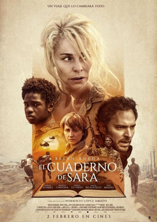 Megashare~Watch El cuaderno de Sara 2018 FULL - MOVIES [ONLINE] HD [2018]
