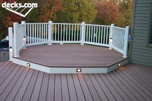 decksDecks Outdoor Spacs, Dreams Yards, Decks Ideas, Decks Lights, Outdoor Kitchens, Backyards Ideas, Decks Off Kitchens, Gardens Outdoor, Design