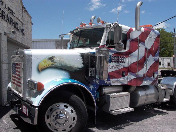 Custom 18 Wheeler Trucks Http Tradesman Se Images