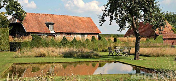 Сад Le Jardin Plume в Нормандии