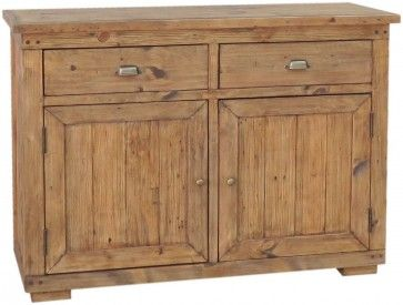 Camrose Reclaimed Pine Small Sideboard £358.00