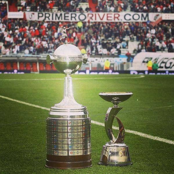 Libertadores más Suruga #River #Campeon