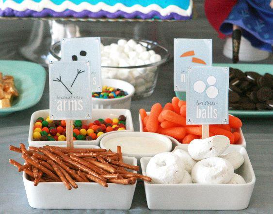 Life is Beautiful: Disney Frozen birthday party