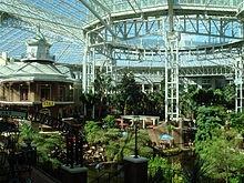 Look at this huge glass atrium at the Opryland Hotel!  Incredible!  #MacomberRetreat #DebbieMacomber #FanRetreat