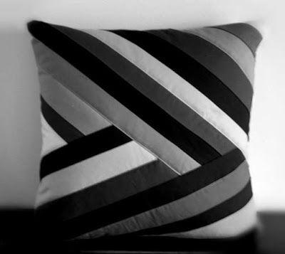 die besten 25 patchwork kissen ideen auf pinterest. Black Bedroom Furniture Sets. Home Design Ideas