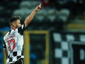 Um golo de Carraça, aos 29 minutos, permitiu este sábado ao Boavista vencer por 1-0 na receção ao Moreirense, em jogo da 12.ª jornada da I Liga de futebol. http://sicnoticias.sapo.pt/desporto/2017-11-25-Golo-de-Carraca-permite-vitoria-do-Boavista-sobre-o-Moreirense