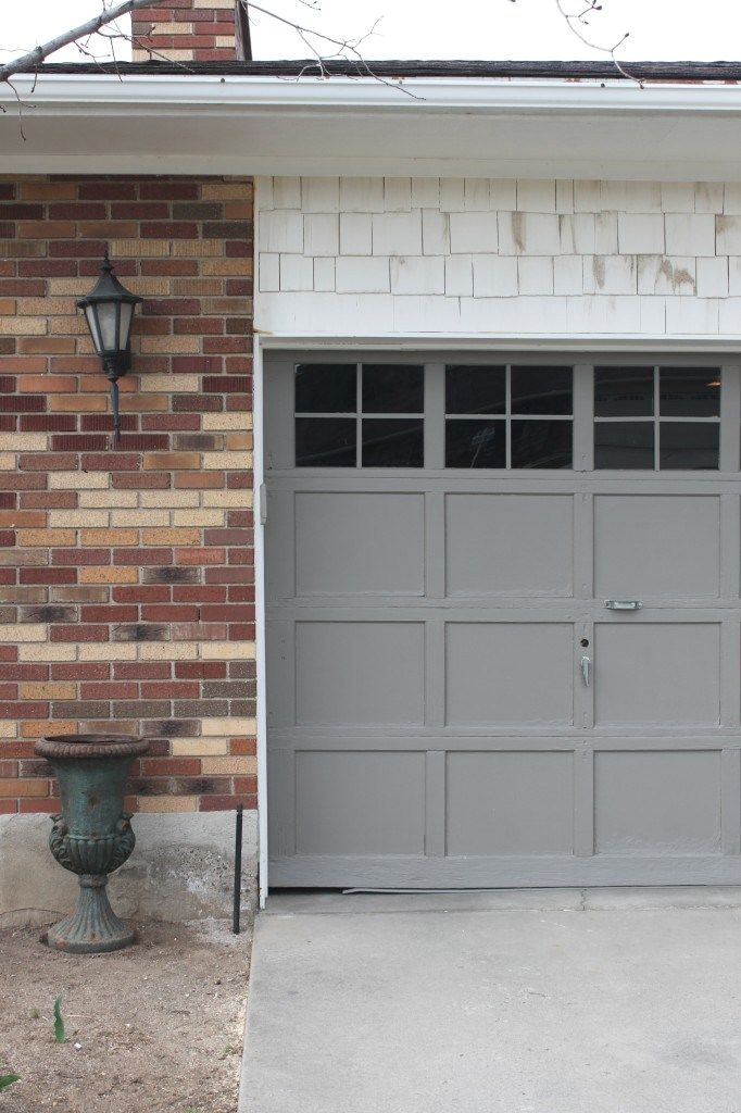 How To Find Discount Garage Doors Garage Doors Garage Door Update Diy Garage Door