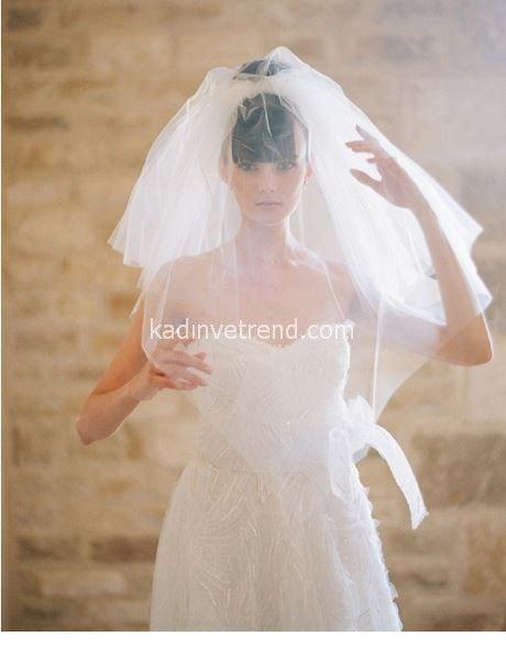 Bridal Veil / GELİN DUVAKLARI, #gelin #gelinlik #düğün #bride #wedding #gelinlik #weddingdresses #weddinggown #bridalgown #marriage #veil #www.gun-ay.com