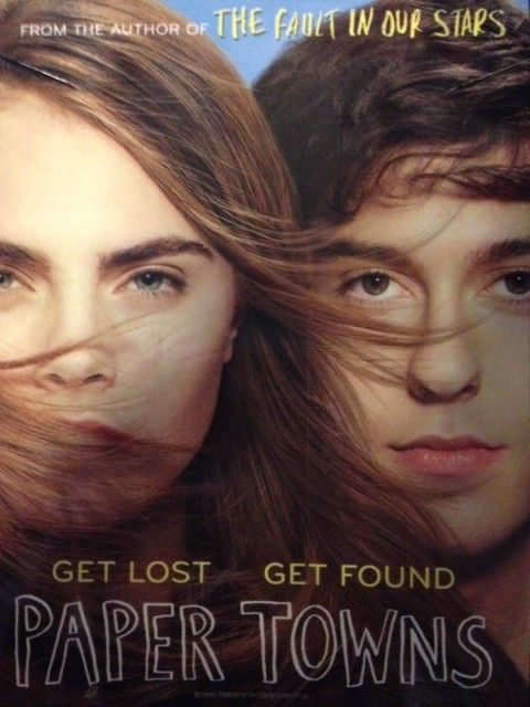 A movie adaptation of Green's successful novel, Paper Towns, was just  released, making it the second of Green's novels to be ...