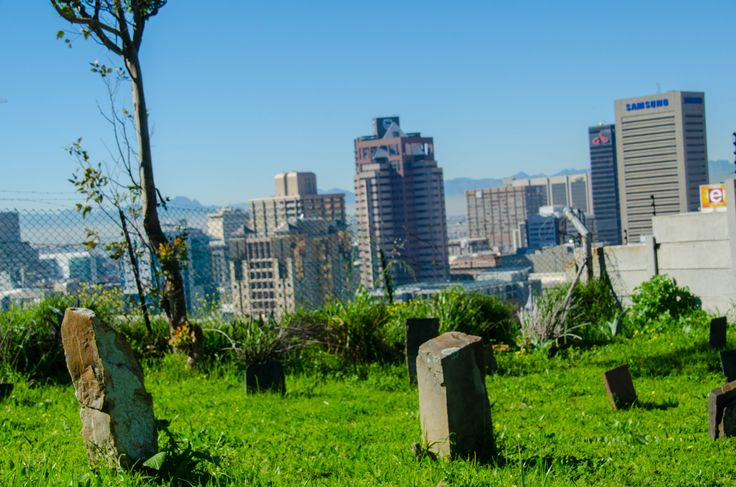 The Tana Baru Islamic cemetery.