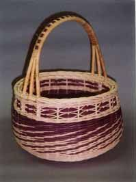 Bolero Basket Pattern