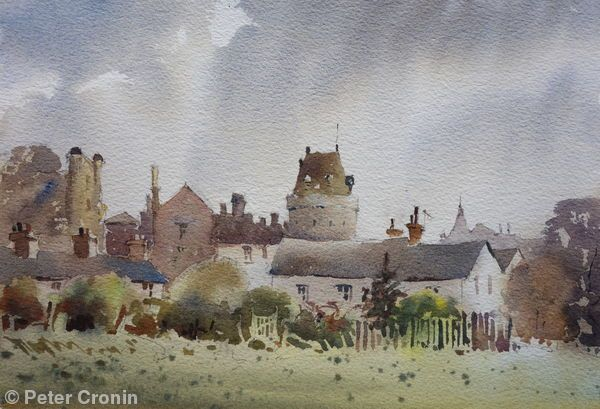Medows, Windsor Castle