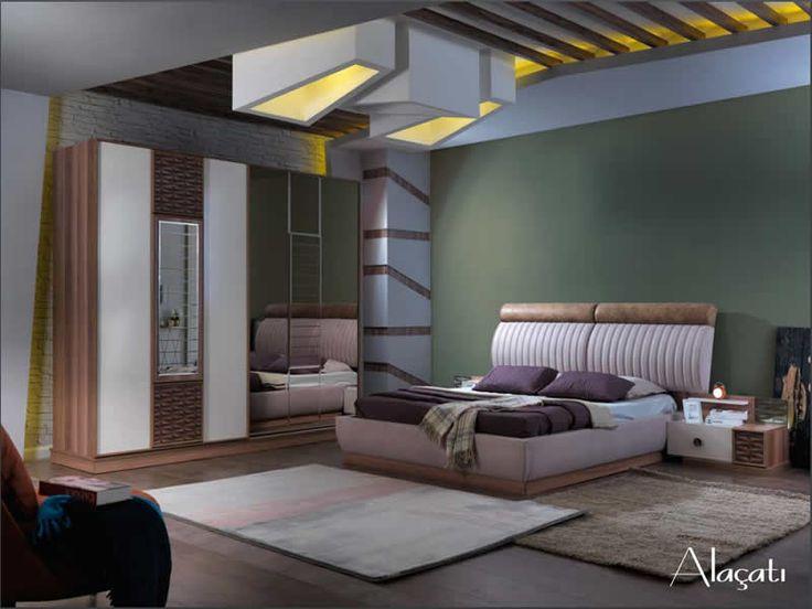 Sönmez Home   Modern Yatak Odası Takımları   Alaçatı Yatak Odası