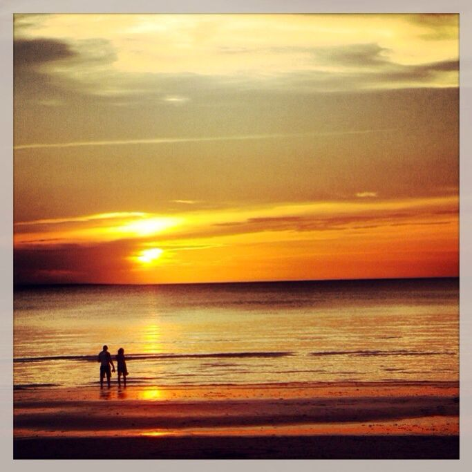 Sunset Darwin NT