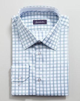 Robert Graham Levi Check Dress Shirt