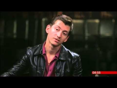 BRITISH ACCENT. SHEFFIELD, ENGLAND ACCENT. Lead Singer Alexander David Turner was raised in High Green, a suburb of Sheffield, England. ▶ Alex Turner Arctic Monkeys Interview BBC Breakfast 2013 - YouTube