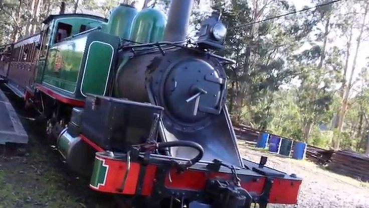 puffing billy steam train tour with aussie melbourne tours