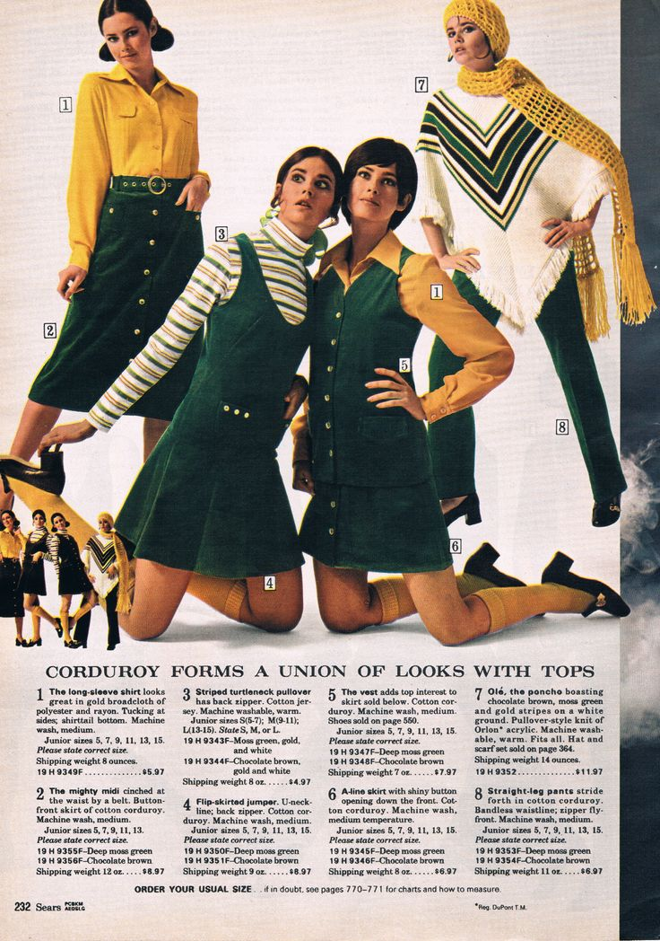 Sears catalog 60s