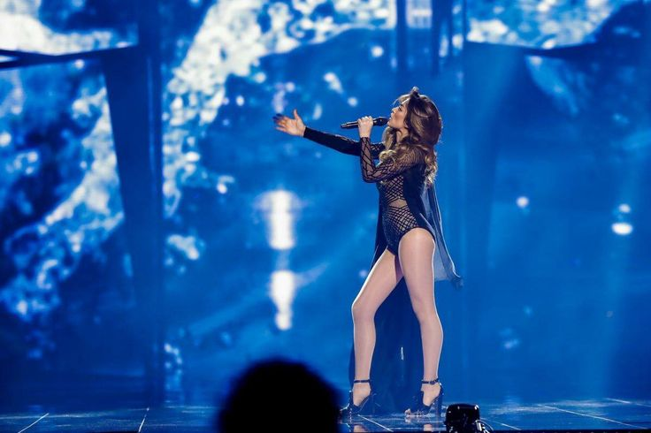 Armenia! The winner! Iveta Mukuchyan was one of the first artists chosen for the 2016 Eurovision Song Contest. LoveWave was chosen as the song with music written by Lilith Navasardyan and Levon Navasardyan, and lyrics by Iveta Mukuchyan herself and Stephanie Crutchfield.