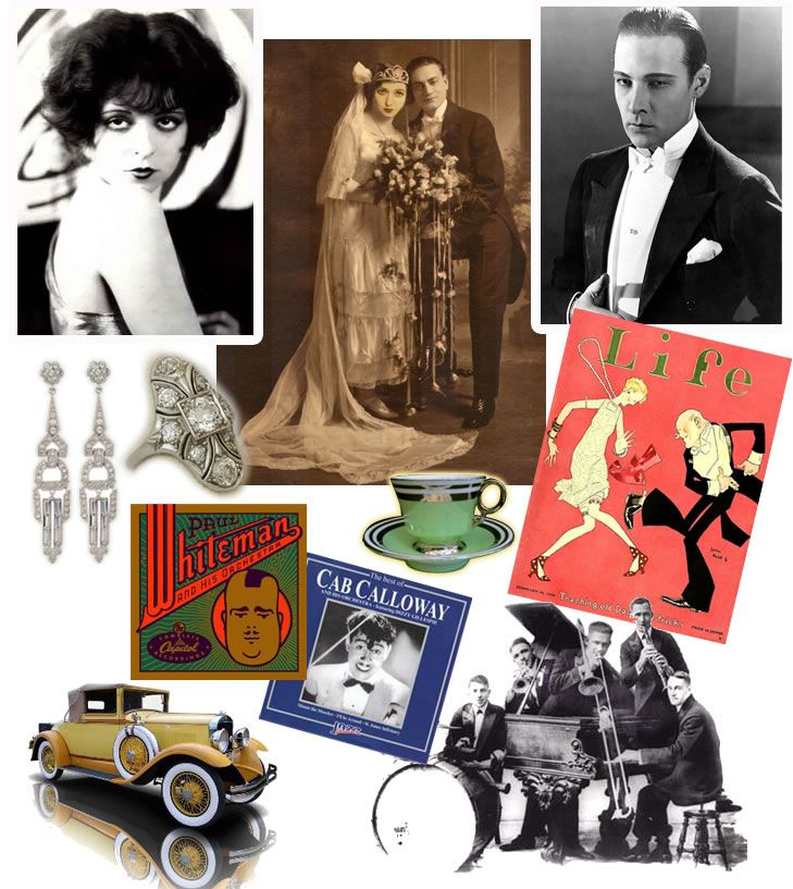 an analysis of the jazz age and the roaring 20s They were known as the roaring 20s, but not because there were lions running around everywhere in the 1920s, america's economy was booming, and all kinds of social changes were in progress.