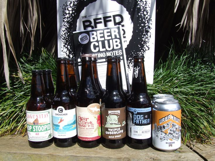 September Beer Club is shipping today, come join us! https://www.beercellar.co.nz/Beer-Club/ @BlackDogBrewCo @CroucherBrewing @UrbanautBrewing