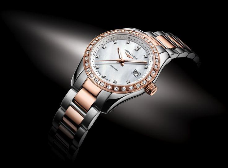 Conquest Classic L2.285.5.88.7 #Longines #ConquestClassic #elegance #diamonds