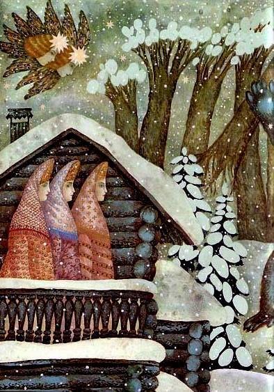 Vera Pavlova - Russian Illustrator