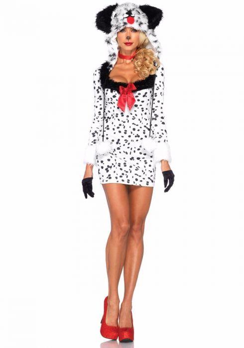 Carnavalskleding Dames.Leg Avenue Carnavalskleding Dames Zoals Dit Dalmatier Kostuum Staat