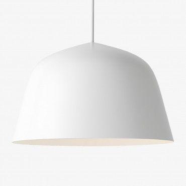 Muuto White Ambit Pendent Light