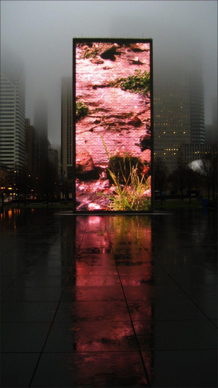 boba-fette:  Millenium Park, Chicago.