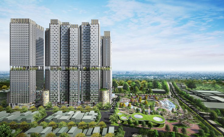 Gangnam District: Hunian Modern Baru di Pusat Bekasi
