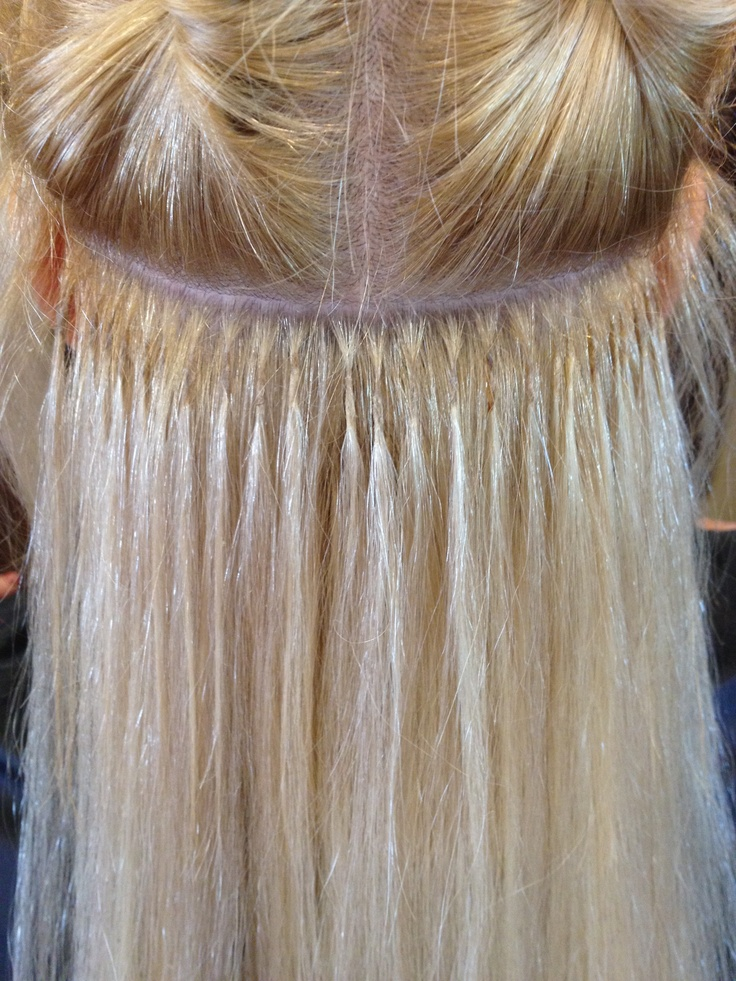 What good hair extensions should look like. Great lengths ...