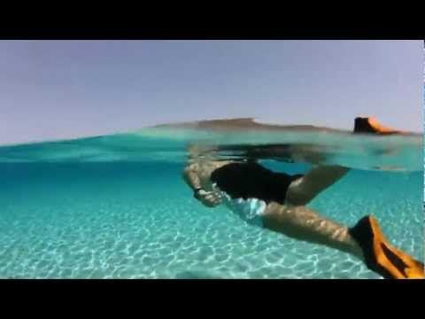 Simos beach 30/7/2012 - YouTube