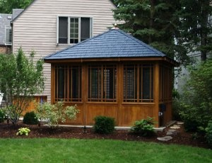 Screen House Screened Porches And Buildings Pinterest
