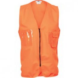 Buy high visibility safety vests for day and night both times in Sydney. Choose from wide range of Daytime Side Panel Safety Vest, hi vis safety vest, Reversible Vest with 3M Reflective Tape and Two Tone Full Zip Polar Fleece Vest and more in Sydney.