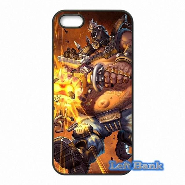 Fashion Game Overwatch Phone Cases Cover For LG L70 L90 K10 Google Nexus 4 5 6 6P For LG G2 G3 G4 G5 Mini G3S