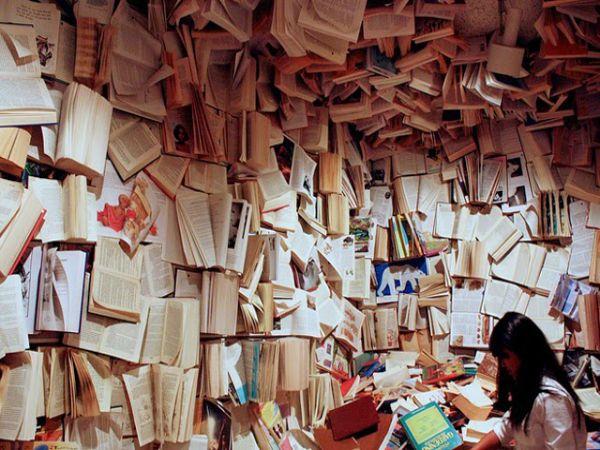 Interiorismo Caleidoscópico: Rincones de lectura...¿o espacios de imaginación?