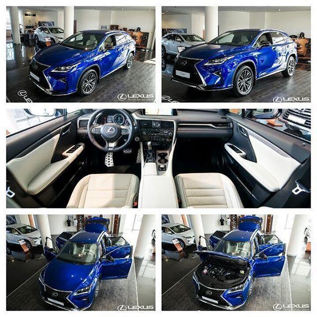 В #ЛексусДнепрЦентр в наличии #Lexus RX200t КОМПЛЕКТАЦИЯ: F-Sport  ЦВЕТ КУЗОВА: Синий сапфир ИНТЕРЬЕР: Белый салон с черным потолком и алюминиевыми вставками F-Sport Детали по тел.: +38 (056)728-88-88 #Lexus#lexusdniprocentre#lexusdnepr#lexusdnipro#lexusrx#lexusRX#lexusRX200t#lexusrx200t#lexusRX#lexusukraine